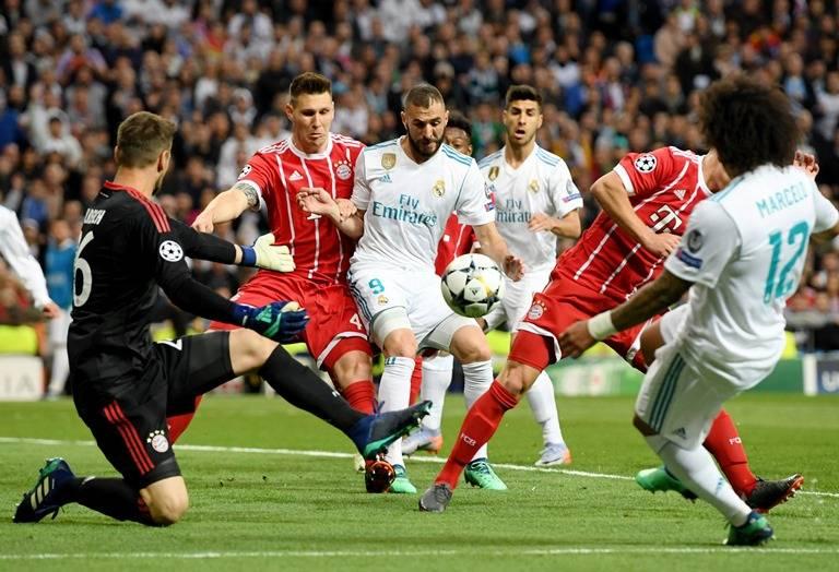 جنجالی ترین نیمه نهایی های لیگ قهرمانان اروپا