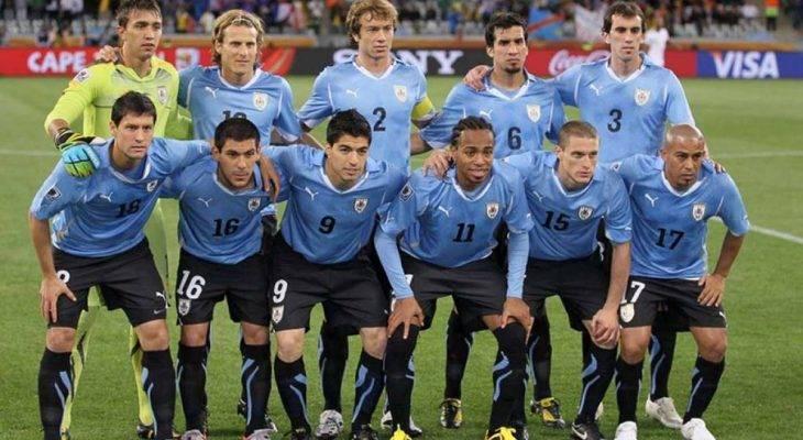 معرفی ها تیم های حاضر در جام جهانی 2018؛ اروگوئه
