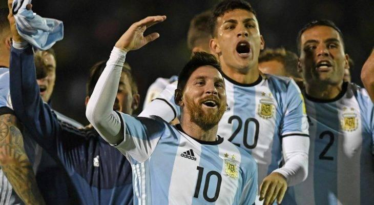 معرفی تیم های حاضر در جام جهانی 2018؛ آرژانتین