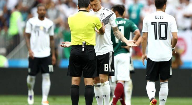 آلمان 0 – 1 مکزیک؛ شکست ناباورانه ژرمن ها