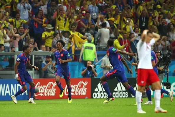 برتری کلمبیا و توقف سنگال برابر ژاپن در روز دوم گروه هشتم