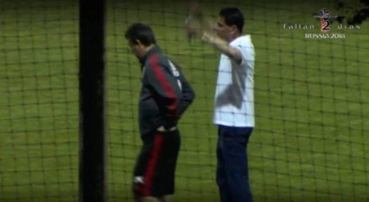 جر و بحث بین مدیر تیم ملی و سرمربی اسپانیا؛ لوپتگی اخراج می شود؟
