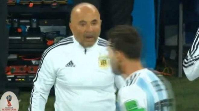 افزایش شایعات دخالت لیونل مسی در ترکیب آرژانتین در جام جهانی 2018