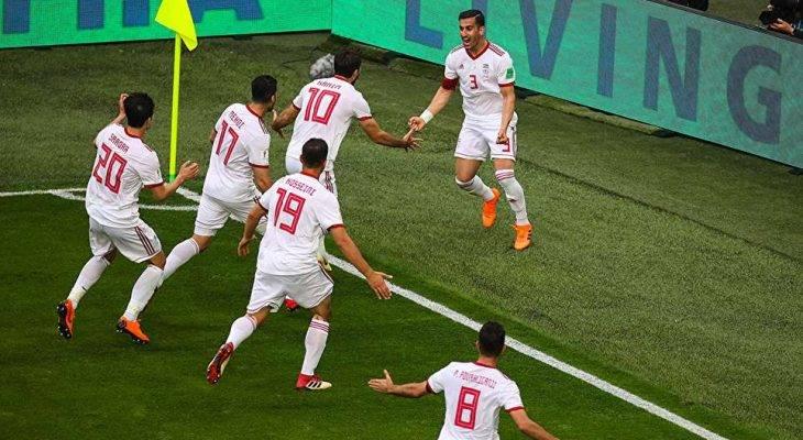 واکنش ستاره های تیم ملی ایران به برتری برابر مراکش