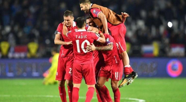 معرفی تیم های جام جهانی 2018؛ صربستان