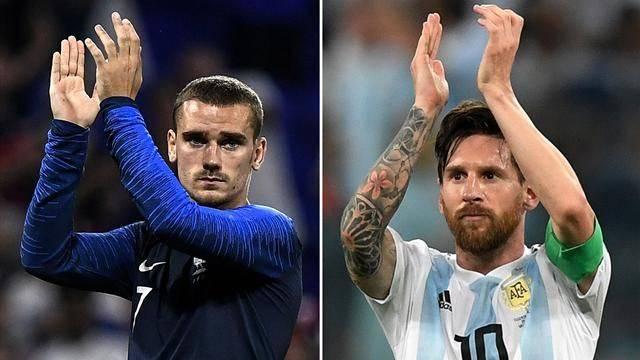 پیش بازی آرژانتین- فرانسه؛ مسی و رفقا به دنبال خروس های نامدار