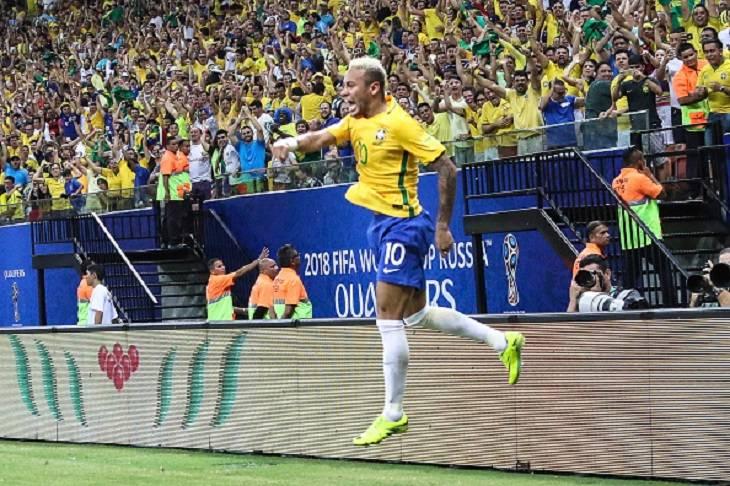 نیمار بار دیگر کاپیتان تیم ملی برزیل شد