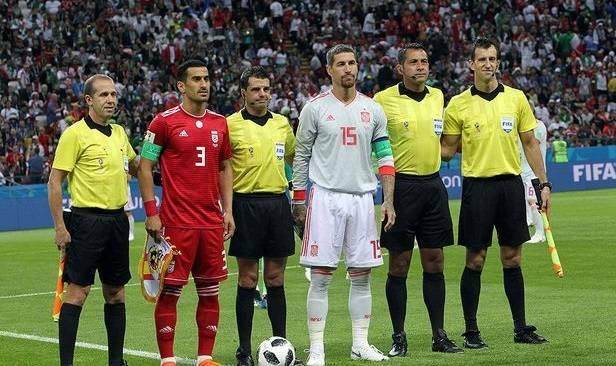 داستان جالب بازوبند کاپیتانی ایران در جام جهانی روسیه 2018