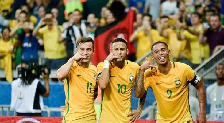 معرفی تیم های جام جهانی 2018؛ برزیل