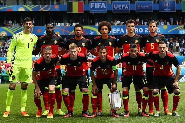 معرفی تیم های جام جهانی 2018؛ بلژیک