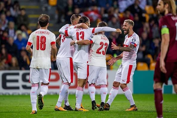 معرفی تیم های جام جهانی 2018؛ سوئیس