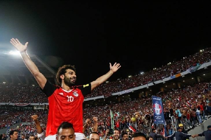 محمد صلاح، بازیکن سال آفریقا به انتخاب BBC
