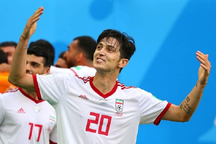 سردار آزمون هم از تیم ملی خداحافظی کرد