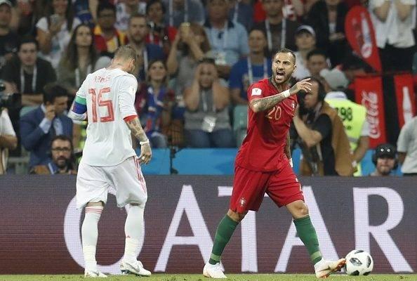 پرتغال 3 – اسپانیا 3؛ تساوی در شب اعجاب انگیز رونالدو