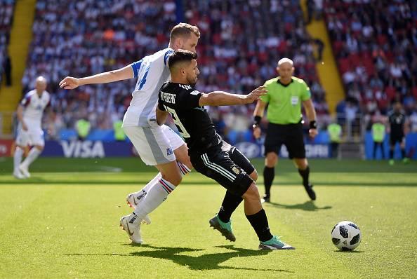 آرژانتین 1 – 1 ایسلند؛ تساوی در روز ناکامی لیونل مسی