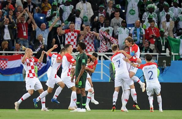 کرواسی 2 – 0 نیجریه؛ طی کردن نیمی از راه صعود