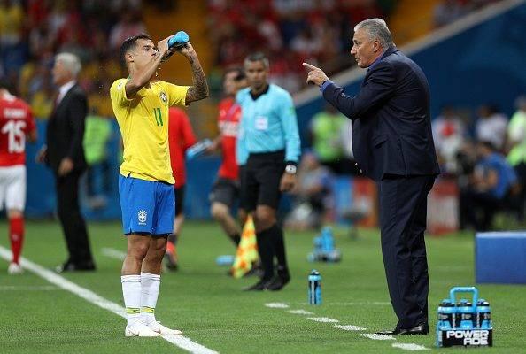 اعتراض شدید سرمربی تیم ملی برزیل به داوری برابر سوئیس