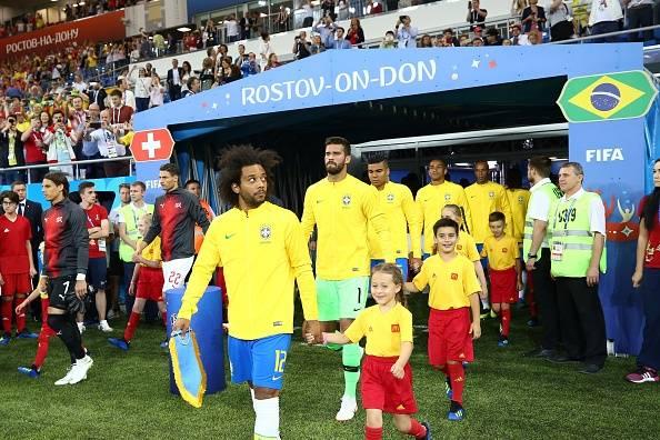 تیم ملی برزیل؛ جام مطابق میل آنها آغاز نشد