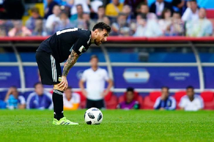 جام جهانی روسیه 2018 برای ستاره های چگونه آغاز شده است؟