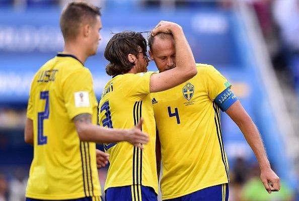 سوئد 1 – 0 کره جنوبی؛ پیروزی ویدئویی