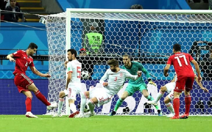 سعید عزت اللهی: دلم نمی آید گلم به اسپانیا را نگاه کنم