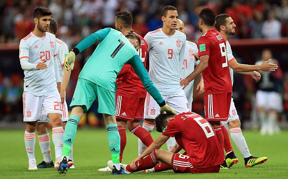 ایران 0 – 1 اسپانیا؛ مغلوب سربلند