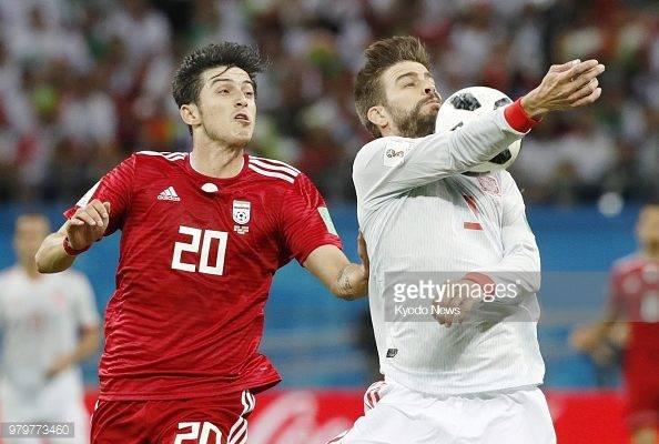 تهدید سردار آزمون: بعد از جام جهانی دیگر برای ایران بازی نمی کنم