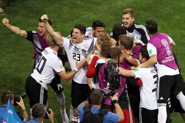 آلمان 2 – 1 سوئد؛ تونی کروس ژرمن ها را در جام نگه داشت