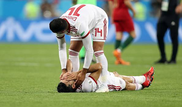 ایران 1 – 1 پرتغال؛ یک قدم تا رویا