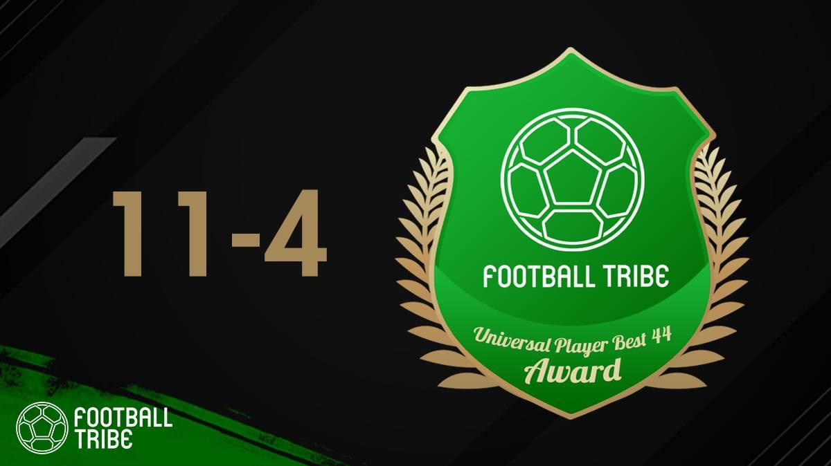 نتیجه نهایی رای گیری فوتبال ترایب 44؛ نفرات یازده تا چهار