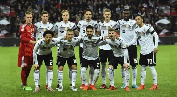 معرفی تیم های جام جهانی 2018؛ آلمان