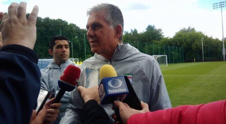 شرط کارلوس کیروش برای تمدید قرارداد با فدراسیون فوتبال ایران