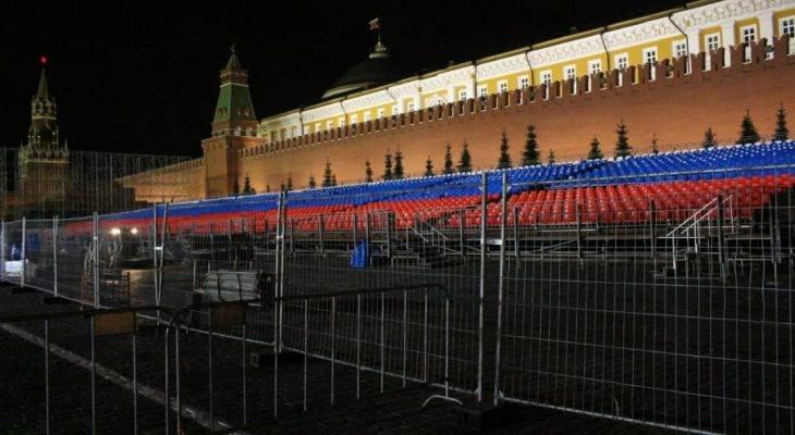 اختصاصی فوتبال ترایب- آماده سازی روسیه برای پخش خیابانی جام جهانی