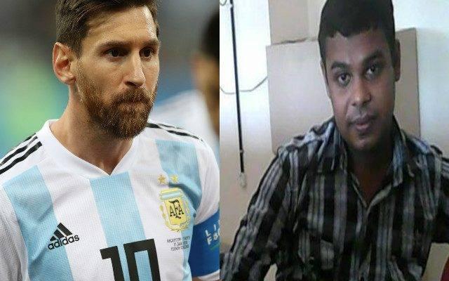 خودکشی یک مرد هندی به خاطر ناکامی لیونل مسی در جام جهانی