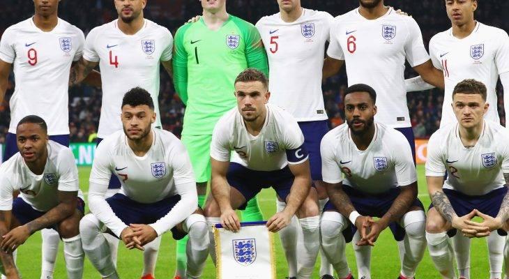 معرفی تیم های جام جهانی 2018؛ انگلیس