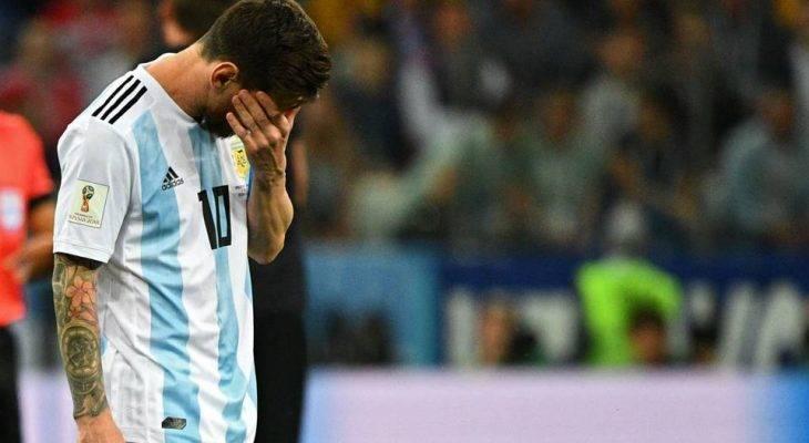 کرواسی 0 – 3 آرژانتین؛ مسی و رفقا در آستانه حذف