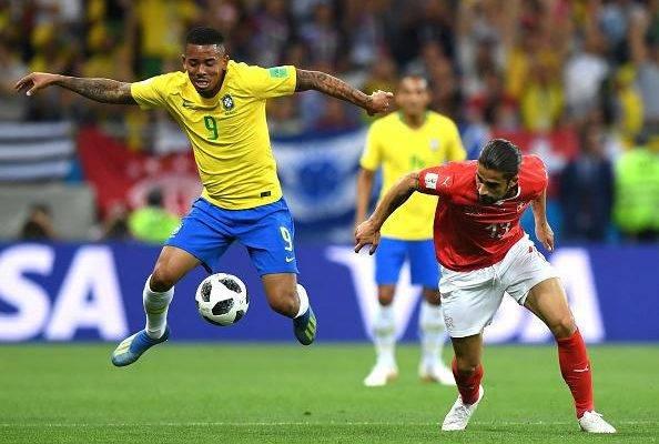 برزیل 1 – 1 سوئیس؛ برزیل هم در قامت مدعی نبود