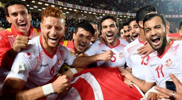 معرفی تیم های جام جهانی 2018؛ تونس