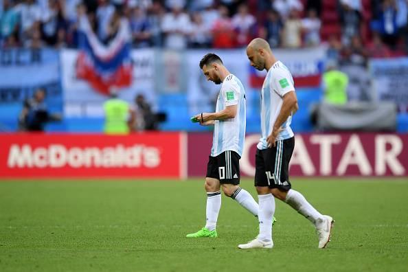 کدام ستاره ها از تیم ملی آرژانتین خداحافظی خواهند کرد؟