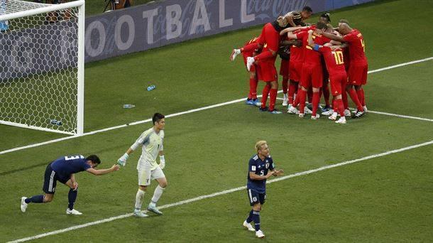 بلژیک- ژاپن؛ بازی رکوردهای جام جهانی