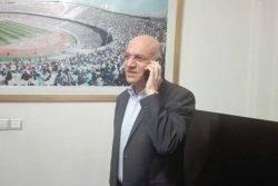 خوش بینی سرپرست باشگاه استقلال به تغییر نتیجه سوپرجام