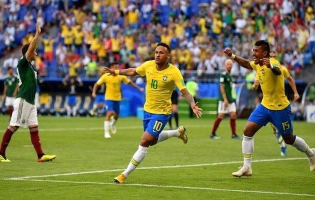 برزیل 2 – 0 مکزیک؛ سلسائو در مسیر ستاره ششم