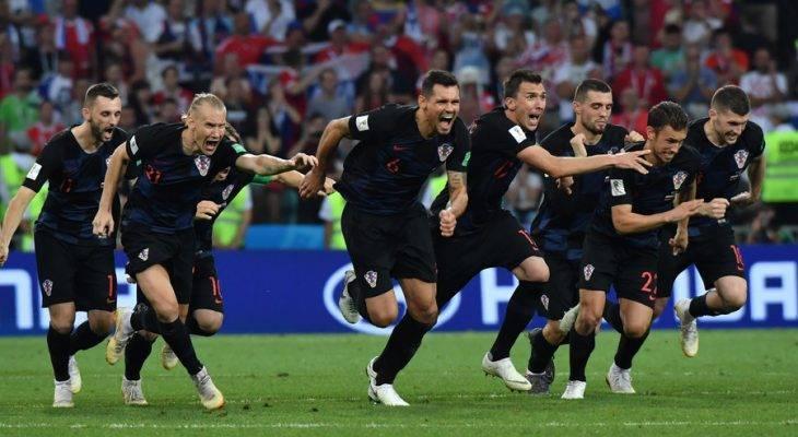 صعود کرواسی به نیمه نهایی با برتری در پنالتی ها برابر روسیه