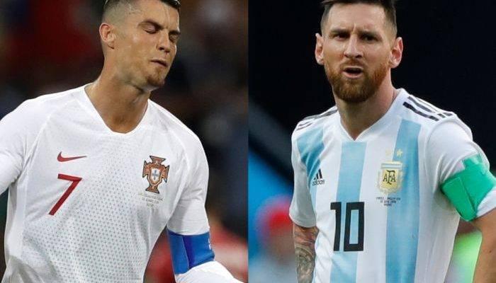 فاجعه؛ آمار مسی و رونالدو در مراحل حذفی جام جهانی