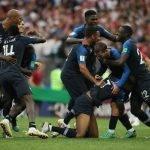 فرانسه 4-2 کرواسی؛ خروس ها، قهرمان جام جهانی 2018