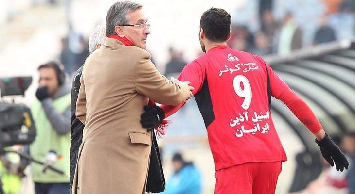 واکنش با عصبانیت برانکو در مورد شایعات بازگشت مهدی طارمی