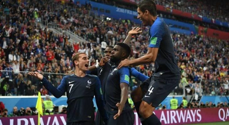 فرانسه 1 – 0 بلژیک؛ پرواز به سوی فینال
