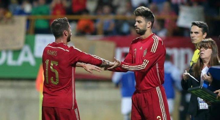 راموس در تیم ملی اسپانیا می ماند؛ جرارد پیکه چطور؟