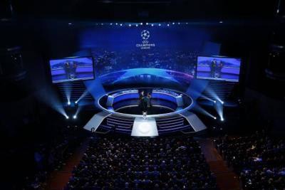 قرعه کشی مرحله گروهی لیگ قهرمانان اروپا فصل 19-2018