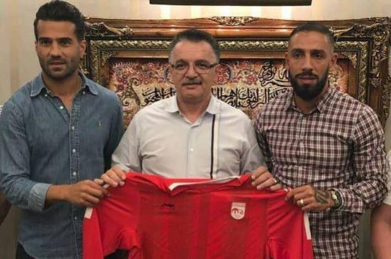 رسمی: اشکان دژاگه و مسعود شجاعی به تراکتورسازی پیوستند – Football Tribe Iran